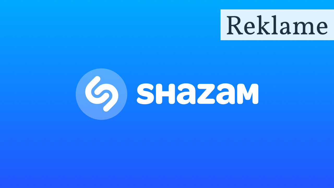 Apple køber Shazam