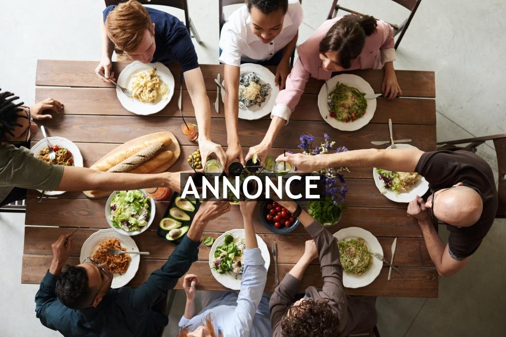 3 tips til at holde det perfekte middagsselskab